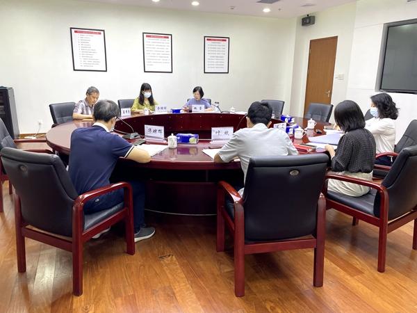 市统计局总统计师夏有亮参加社科和新兴产业处党支部专题组织生活会