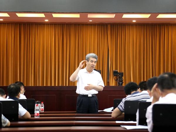 深圳市委常委、常务副市长刘庆生部署贯彻落实国务院、省政府第七次全国人口普查电视电话会议精神